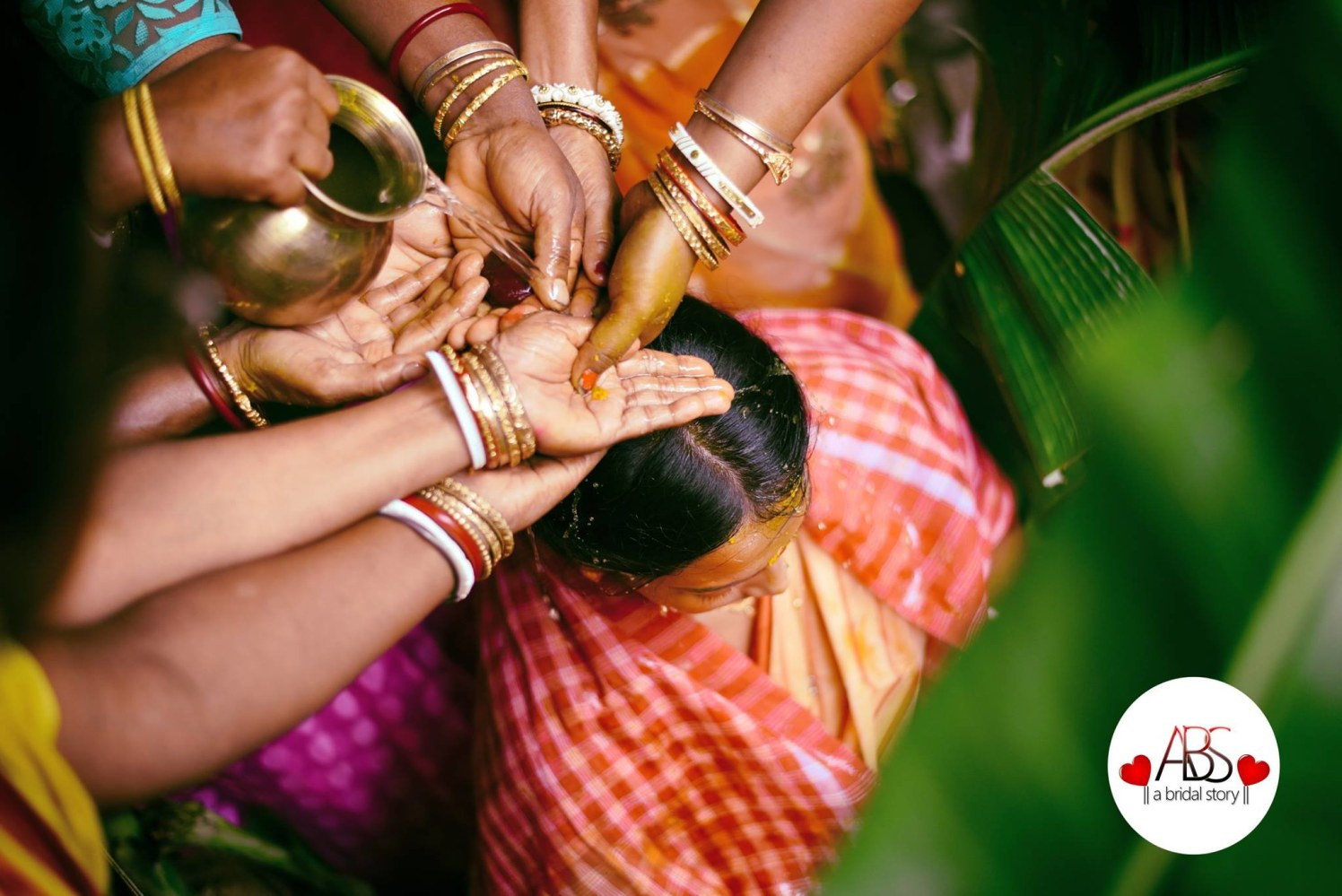 Benison to the bride by A Bridal Story Wedding-photography | Weddings Photos & Ideas