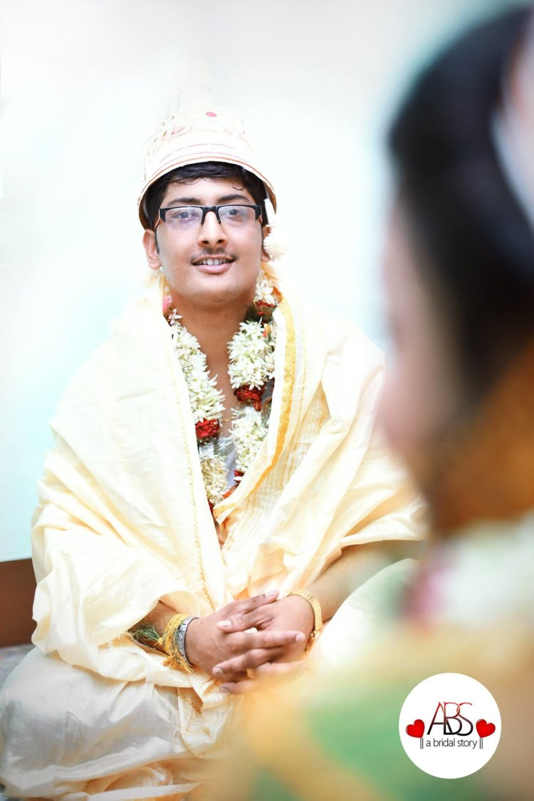 Sincerity of groom by A Bridal Story Wedding-photography | Weddings Photos & Ideas