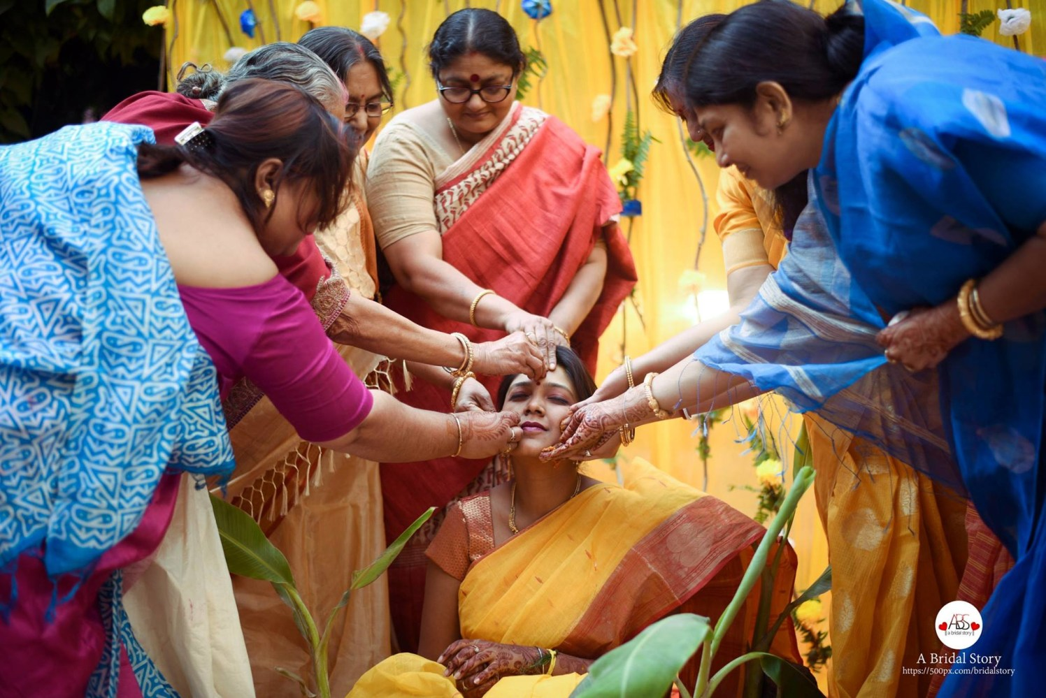 Rites being fulfilled! by A Bridal Story Wedding-photography | Weddings Photos & Ideas