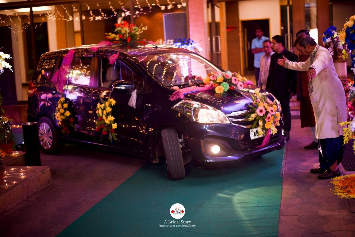 The ride for bride and groom! by A Bridal Story Wedding-photography | Weddings Photos & Ideas