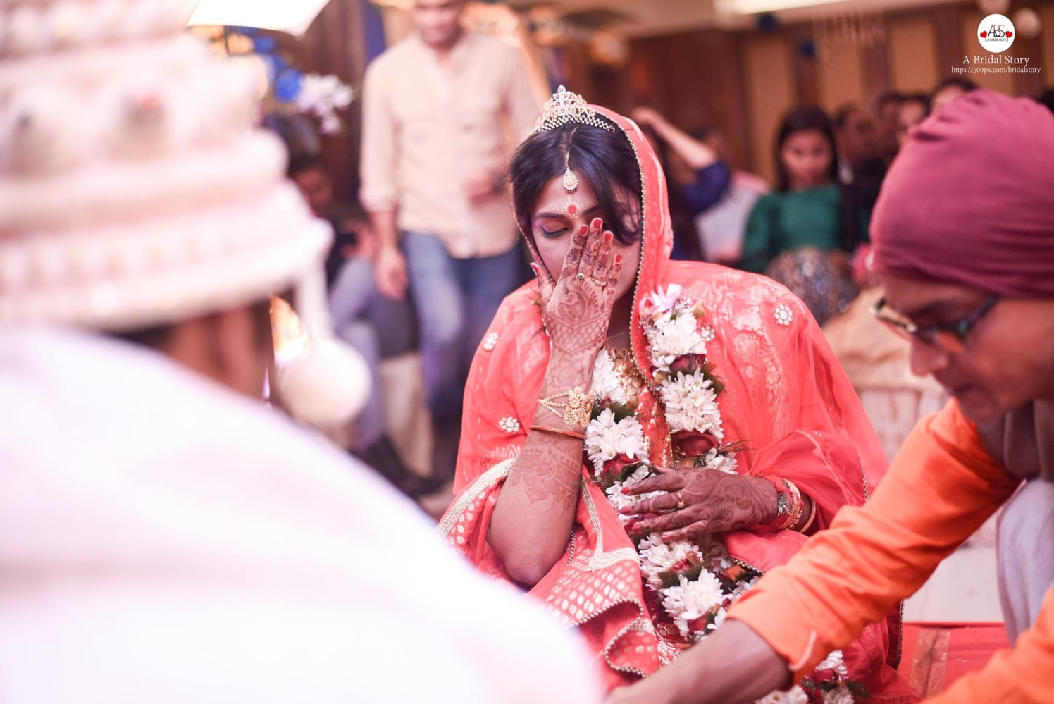 Exaltation by A Bridal Story Wedding-photography | Weddings Photos & Ideas