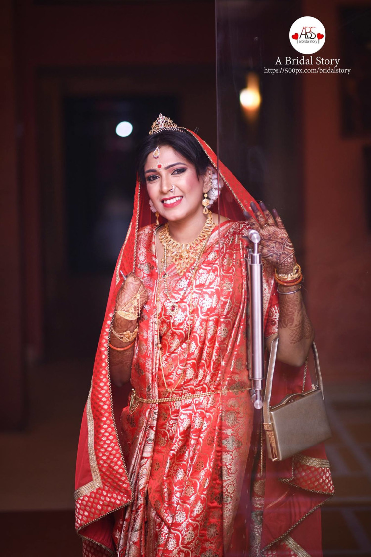 Imposing bengali glitter! by A Bridal Story Wedding-photography | Weddings Photos & Ideas