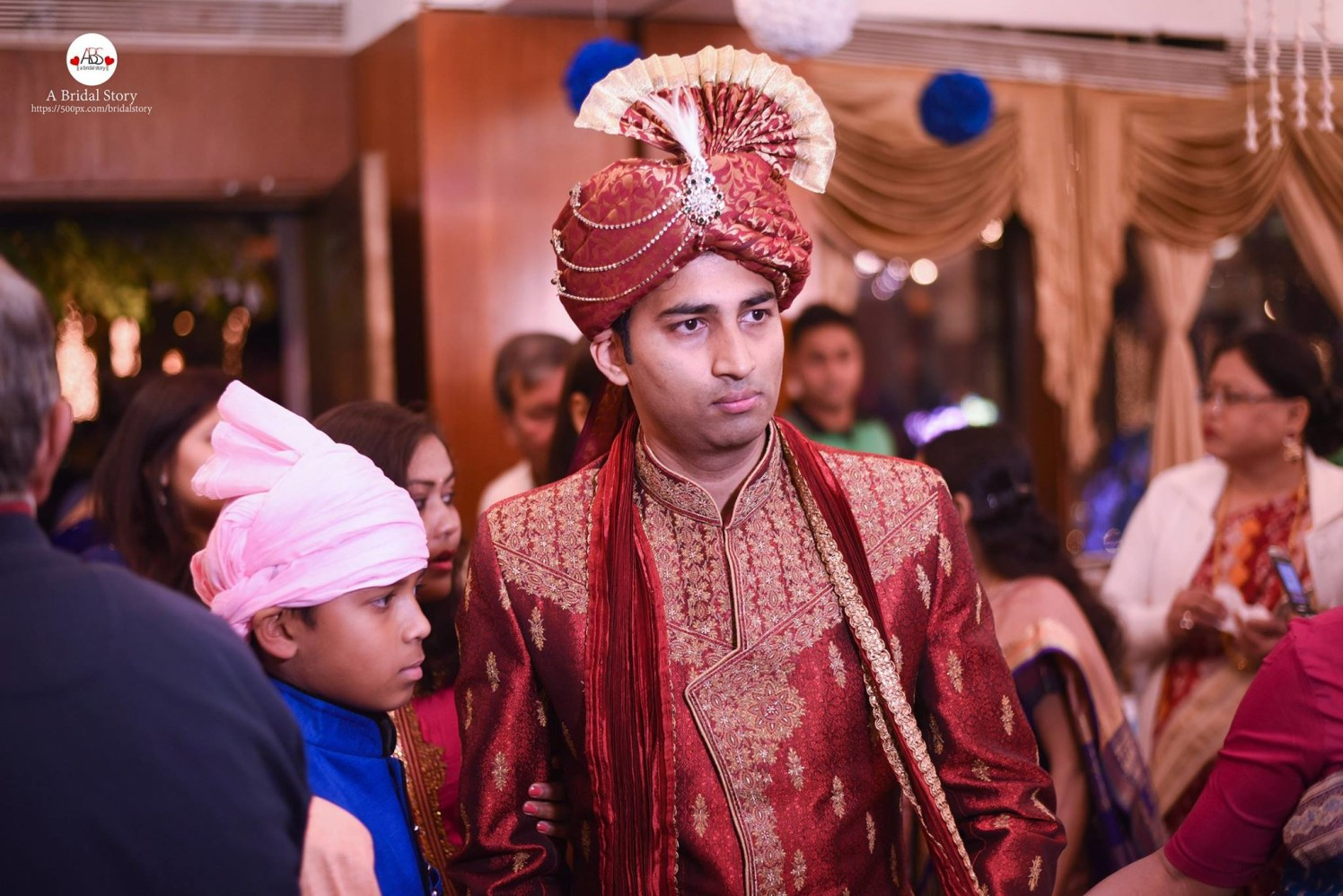 Groom's appearance by A Bridal Story Wedding-photography | Weddings Photos & Ideas
