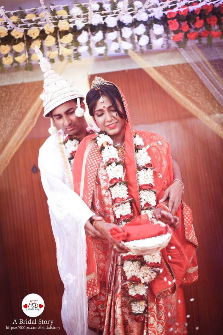 Sight of love rites by A Bridal Story Wedding-photography | Weddings Photos & Ideas