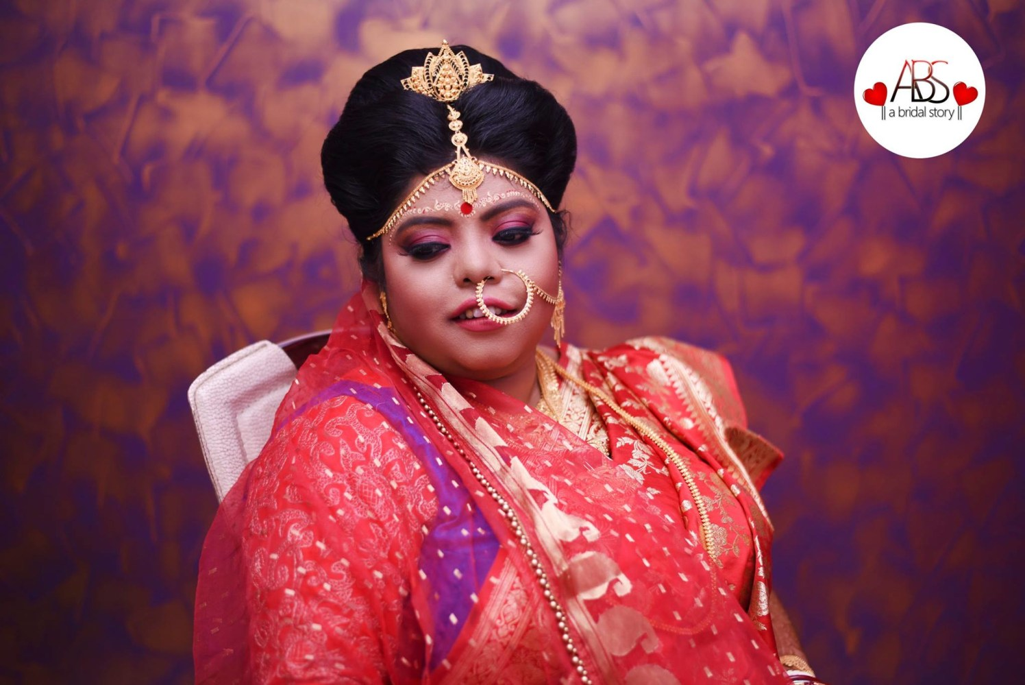 Adoration of bengali charm by A Bridal Story Wedding-photography | Weddings Photos & Ideas