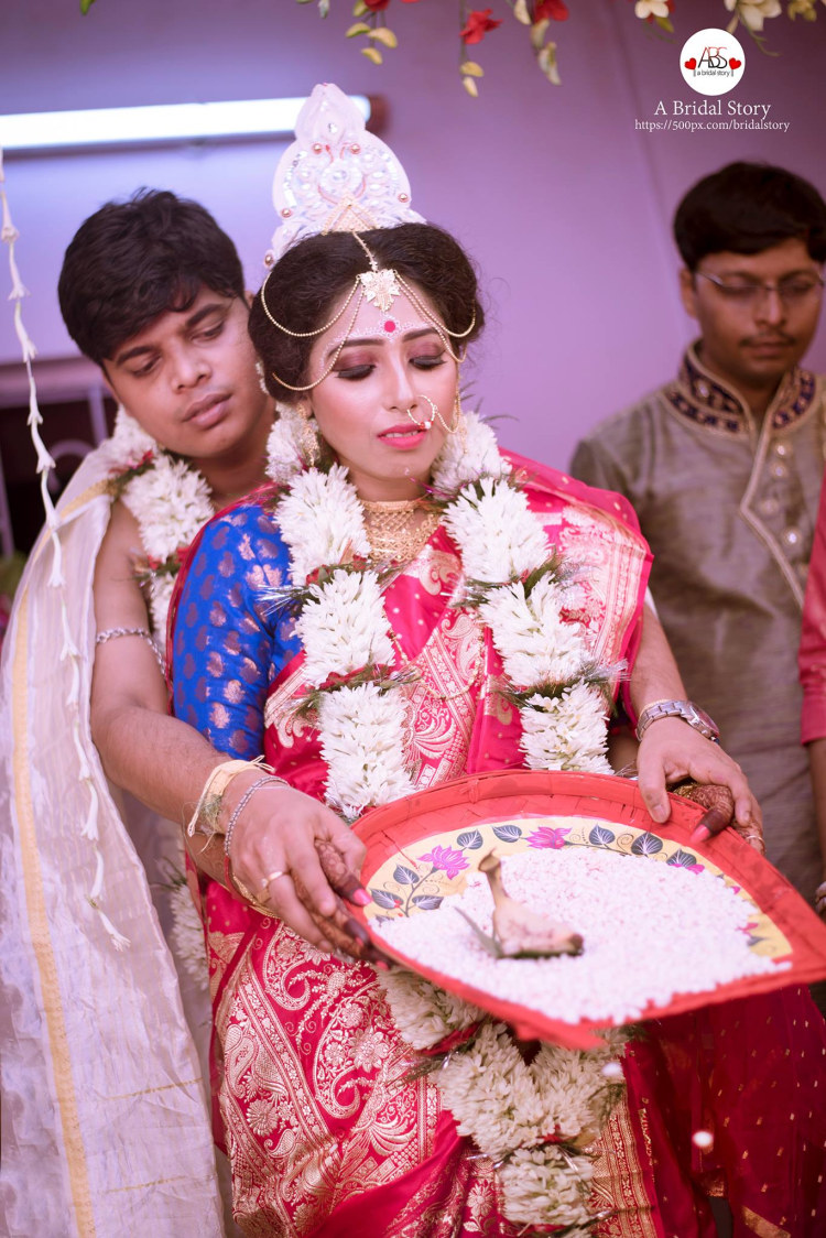Bengali convivial by A Bridal Story Wedding-photography | Weddings Photos & Ideas