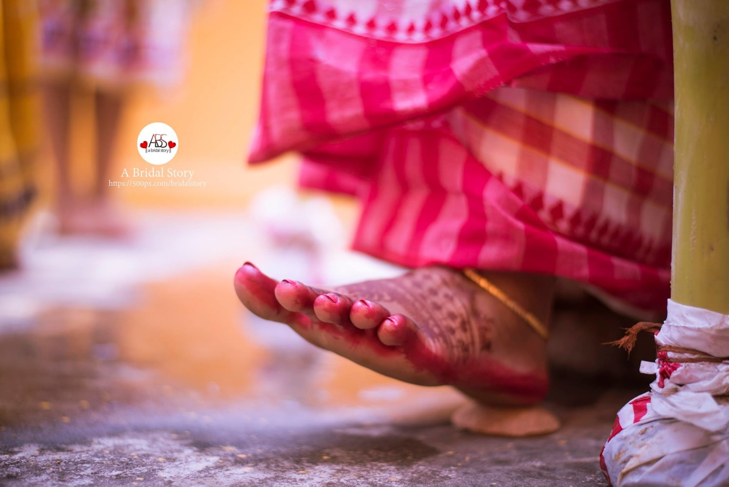 Stepping in the new world! by A Bridal Story Wedding-photography | Weddings Photos & Ideas