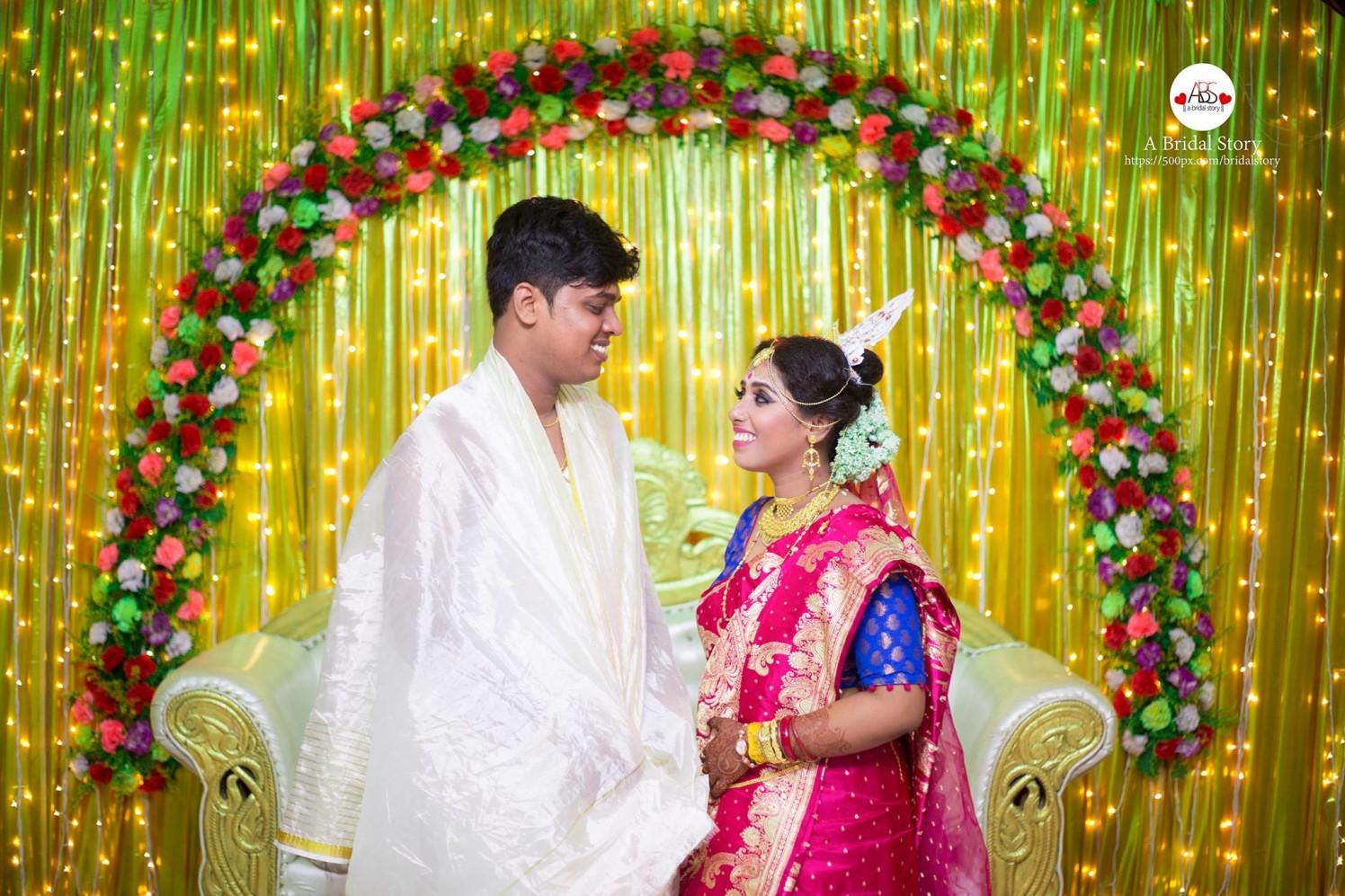 Glittered twain by A Bridal Story Wedding-photography | Weddings Photos & Ideas