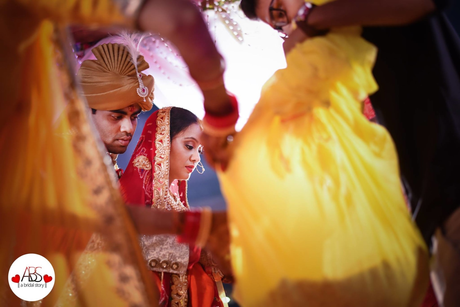 Glance of newly weds! by A Bridal Story Wedding-photography | Weddings Photos & Ideas