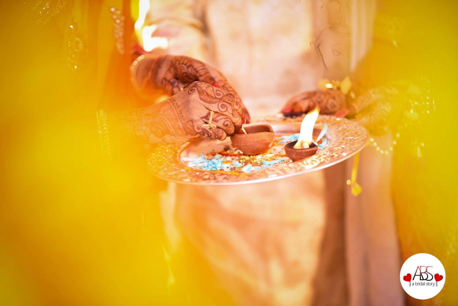 The lighting of newness! by A Bridal Story Wedding-photography | Weddings Photos & Ideas