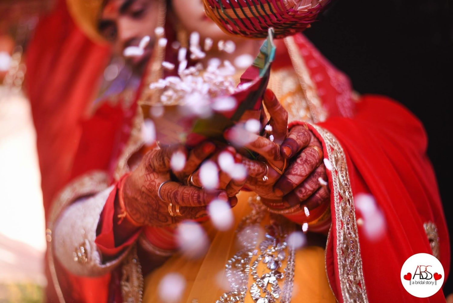 Holding her hands forever! by A Bridal Story Wedding-photography | Weddings Photos & Ideas