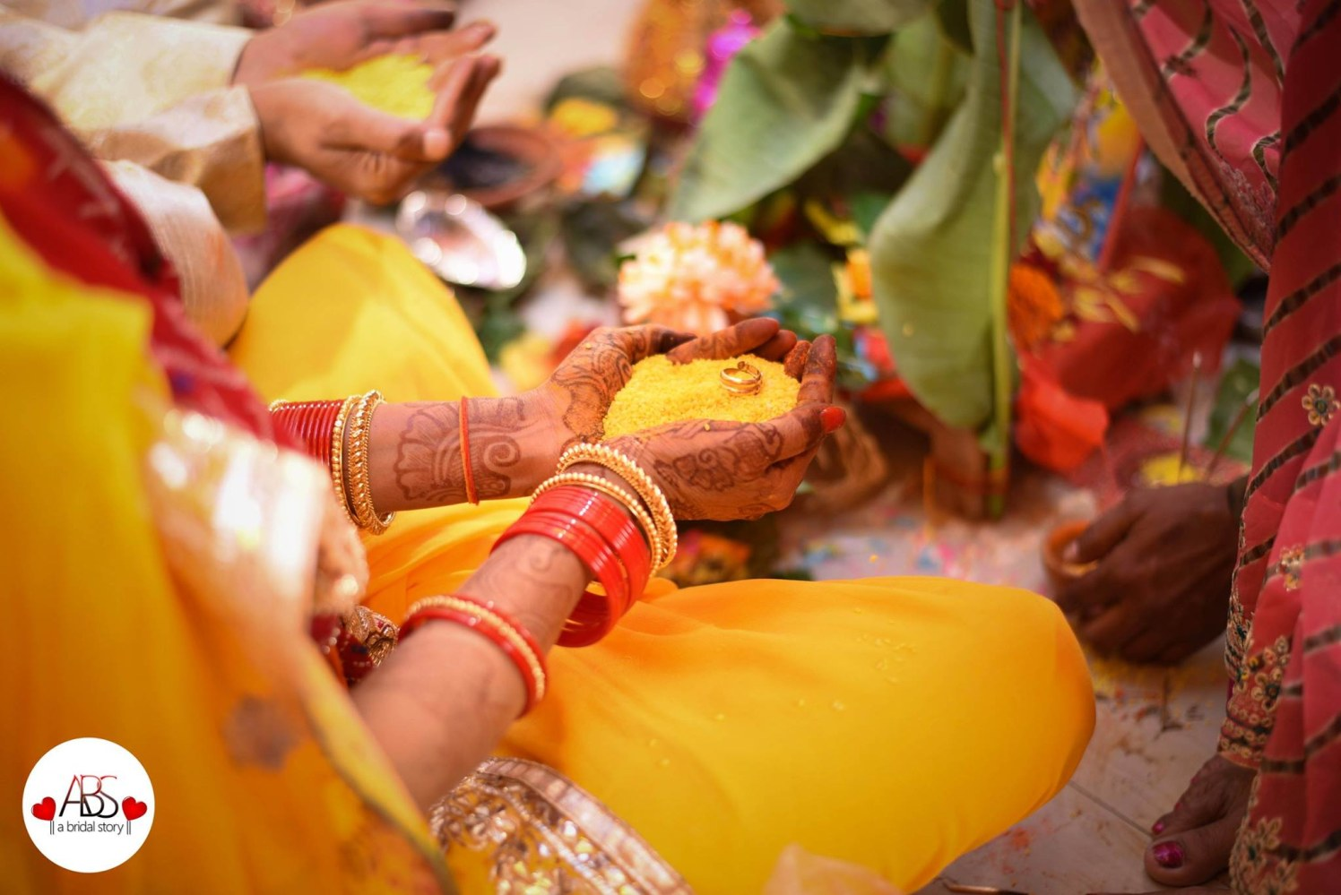 Holy reverence by A Bridal Story Wedding-photography | Weddings Photos & Ideas