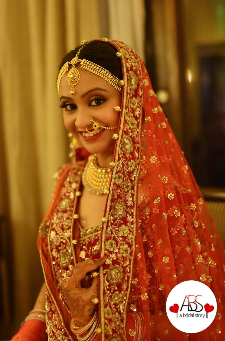 Dolled up charm! by A Bridal Story Wedding-photography | Weddings Photos & Ideas