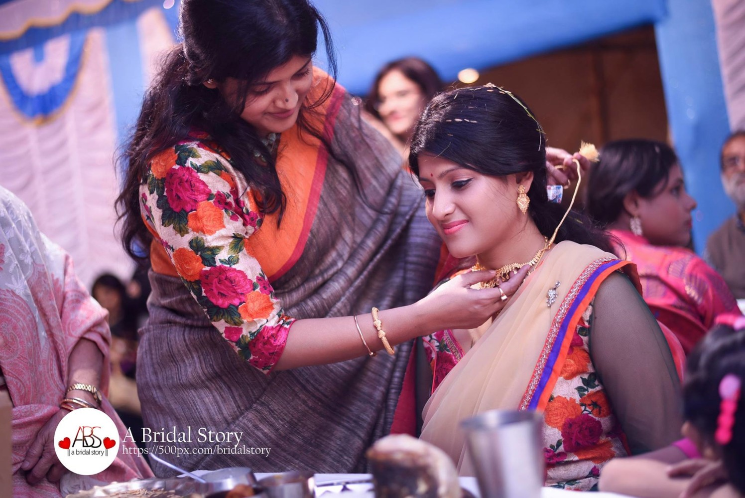 Offerings for the bride by A Bridal Story Wedding-photography | Weddings Photos & Ideas