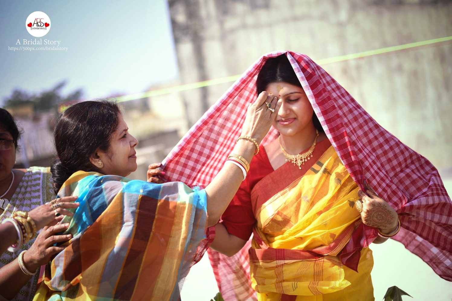 Beauteous rituals by A Bridal Story Wedding-photography   Weddings Photos & Ideas