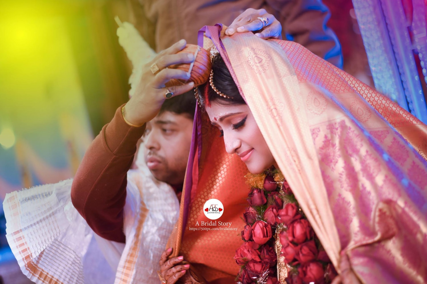 Connubial affection by A Bridal Story Wedding-photography | Weddings Photos & Ideas