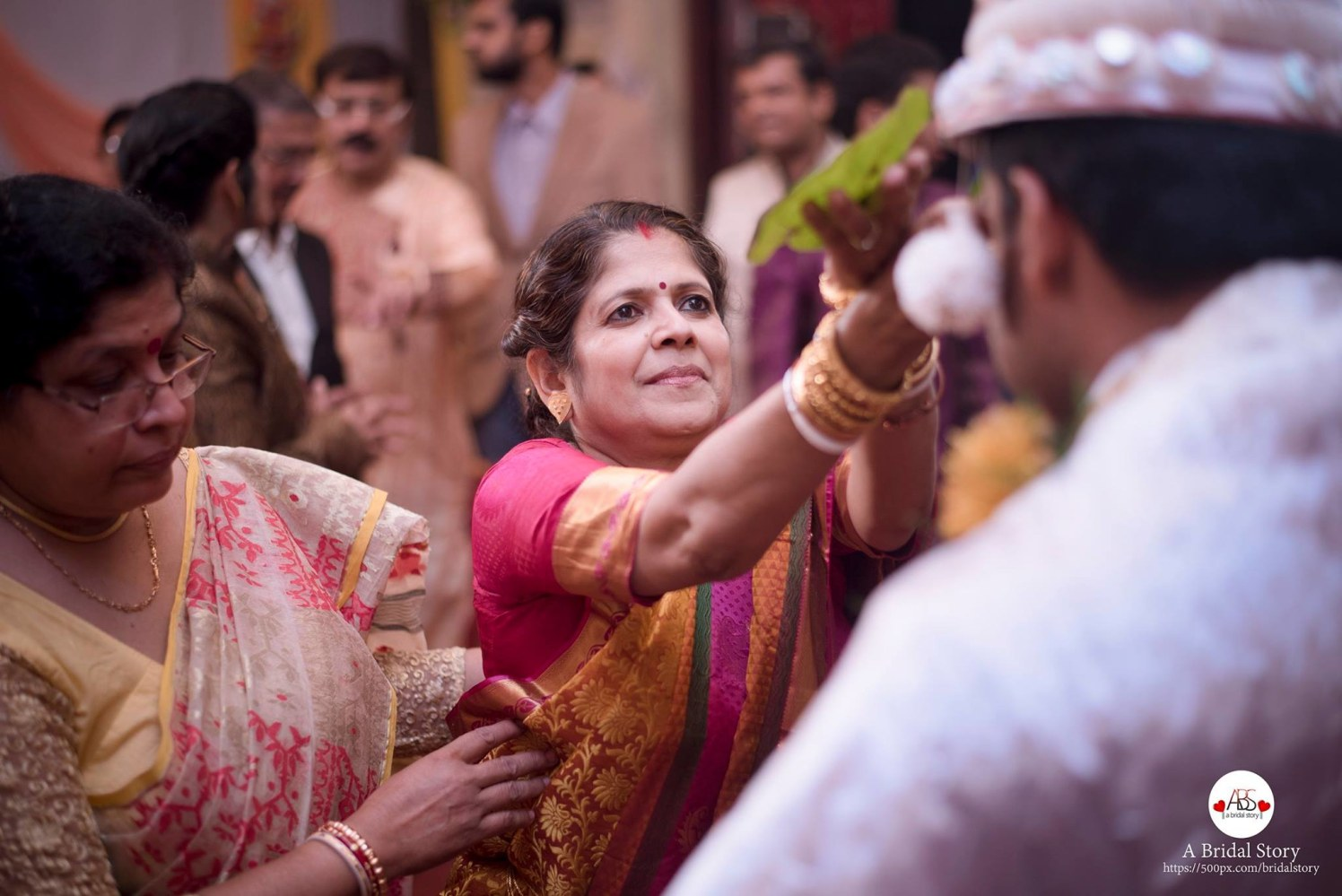 Mother's sight! by A Bridal Story Wedding-photography | Weddings Photos & Ideas