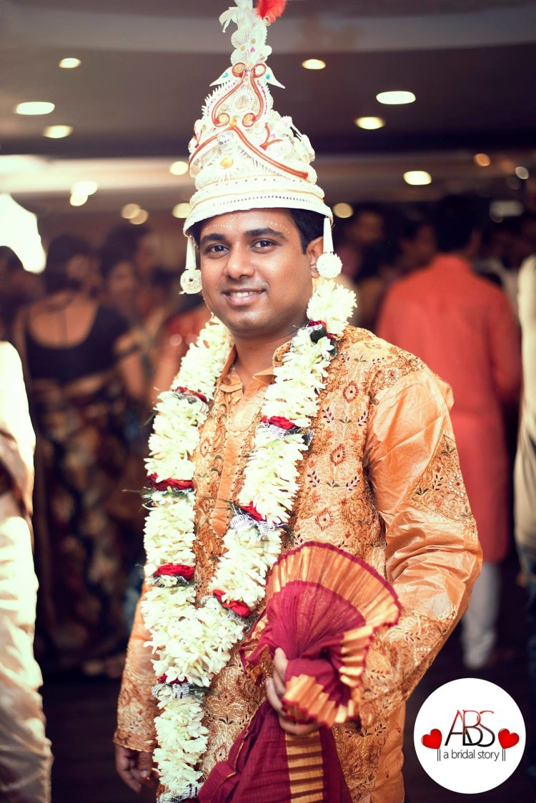Besuited bengali groom by A Bridal Story Wedding-photography | Weddings Photos & Ideas