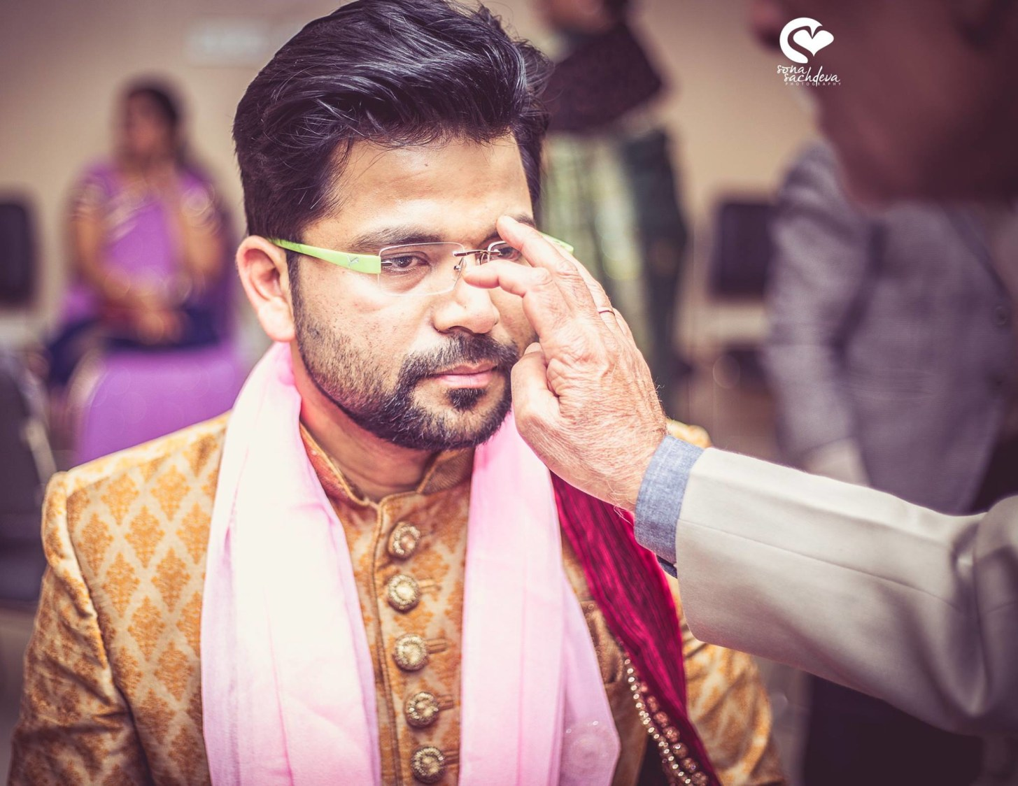 Blessed and blissed by Sona Sachdeva Photography Wedding-photography | Weddings Photos & Ideas