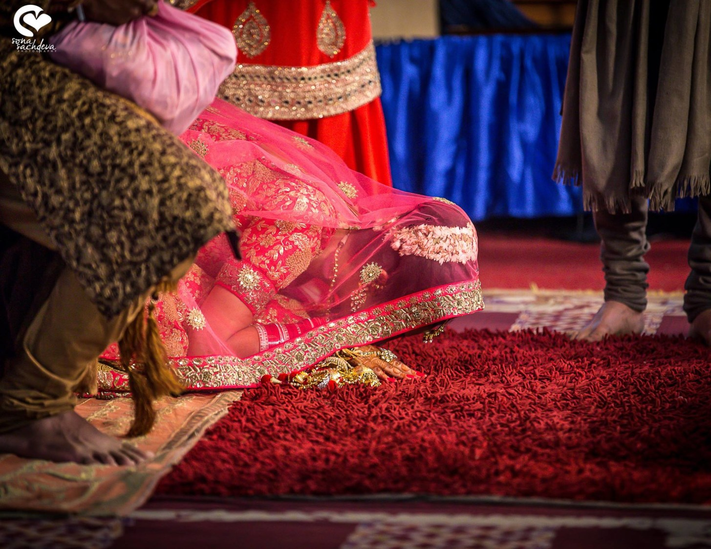 Blissful traditions by Sona Sachdeva Photography Wedding-photography | Weddings Photos & Ideas