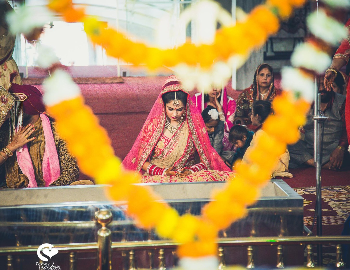 Exquisite shot by Sona Sachdeva Photography Wedding-photography | Weddings Photos & Ideas