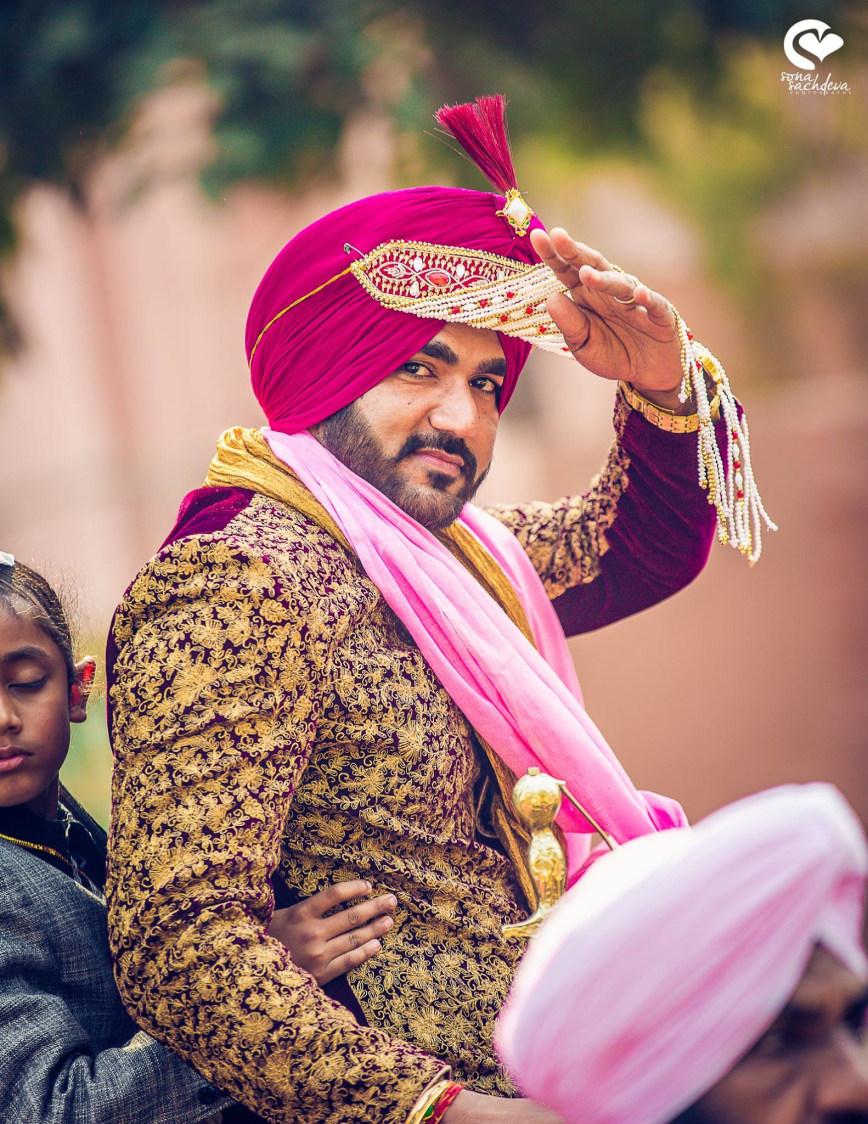 Handsomeness at its best by Sona Sachdeva Photography Wedding-photography | Weddings Photos & Ideas