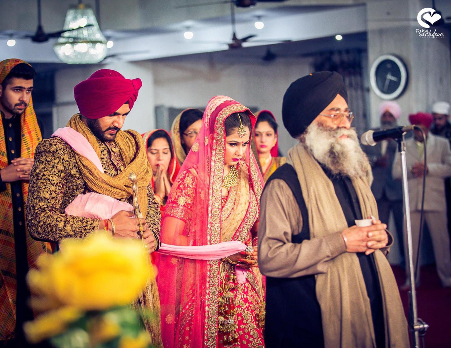 Blessed and serene by Sona Sachdeva Photography Wedding-photography | Weddings Photos & Ideas
