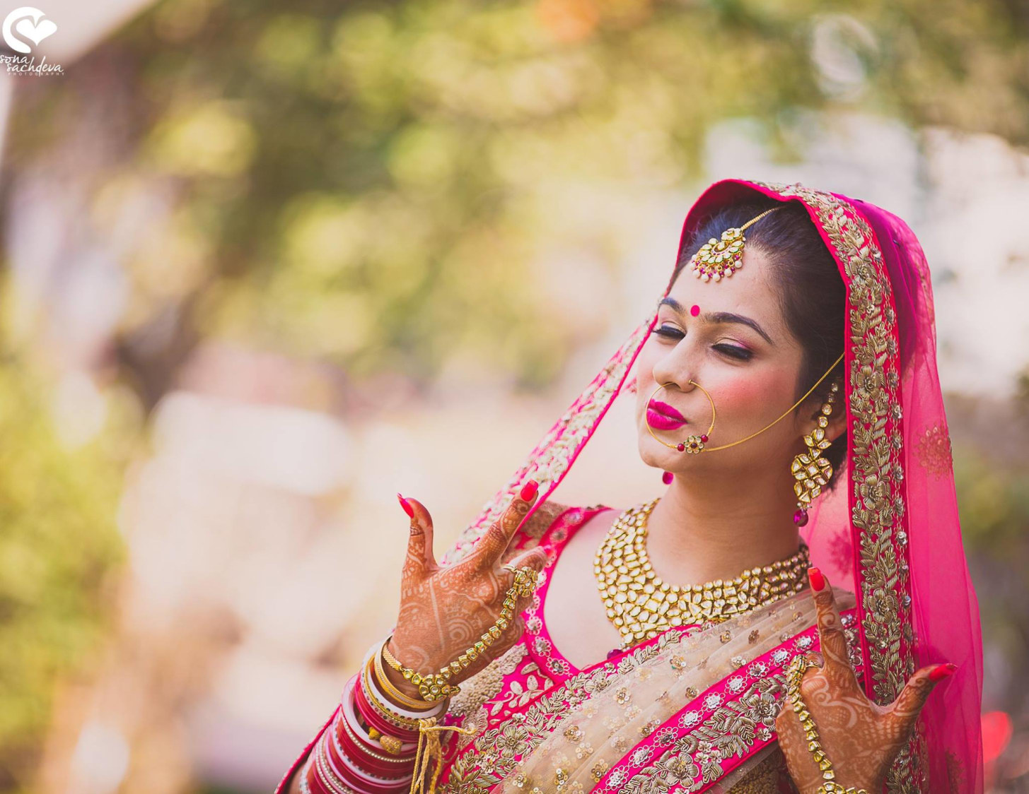 Adorned with impeccable allure by Sona Sachdeva Photography Wedding-photography | Weddings Photos & Ideas