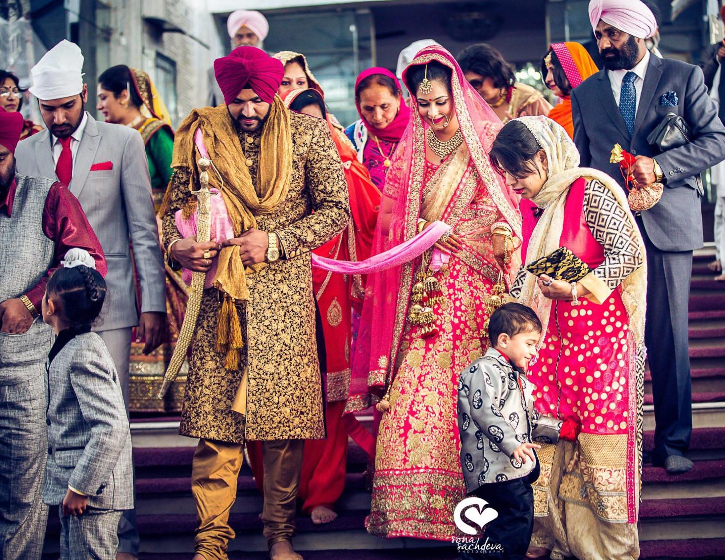 Tied in the bond of love by Sona Sachdeva Photography Wedding-photography | Weddings Photos & Ideas