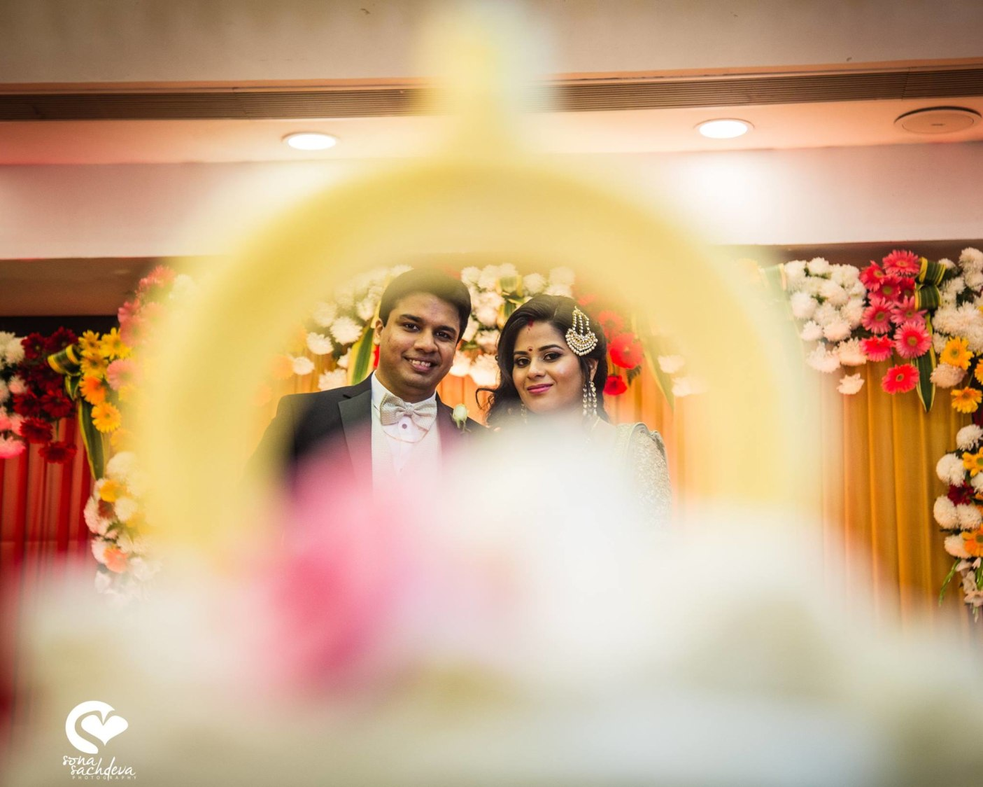 Entrancing shot by Sona Sachdeva Photography Wedding-photography | Weddings Photos & Ideas