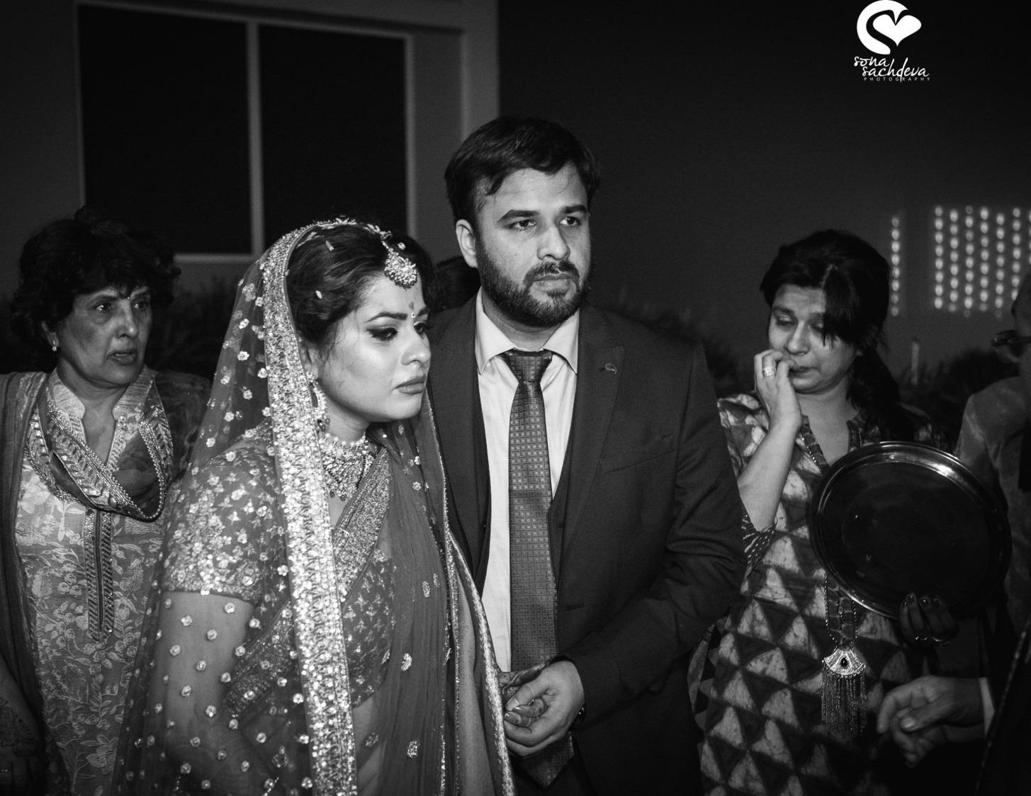 Capturing feelings of love by Sona Sachdeva Photography Wedding-photography   Weddings Photos & Ideas