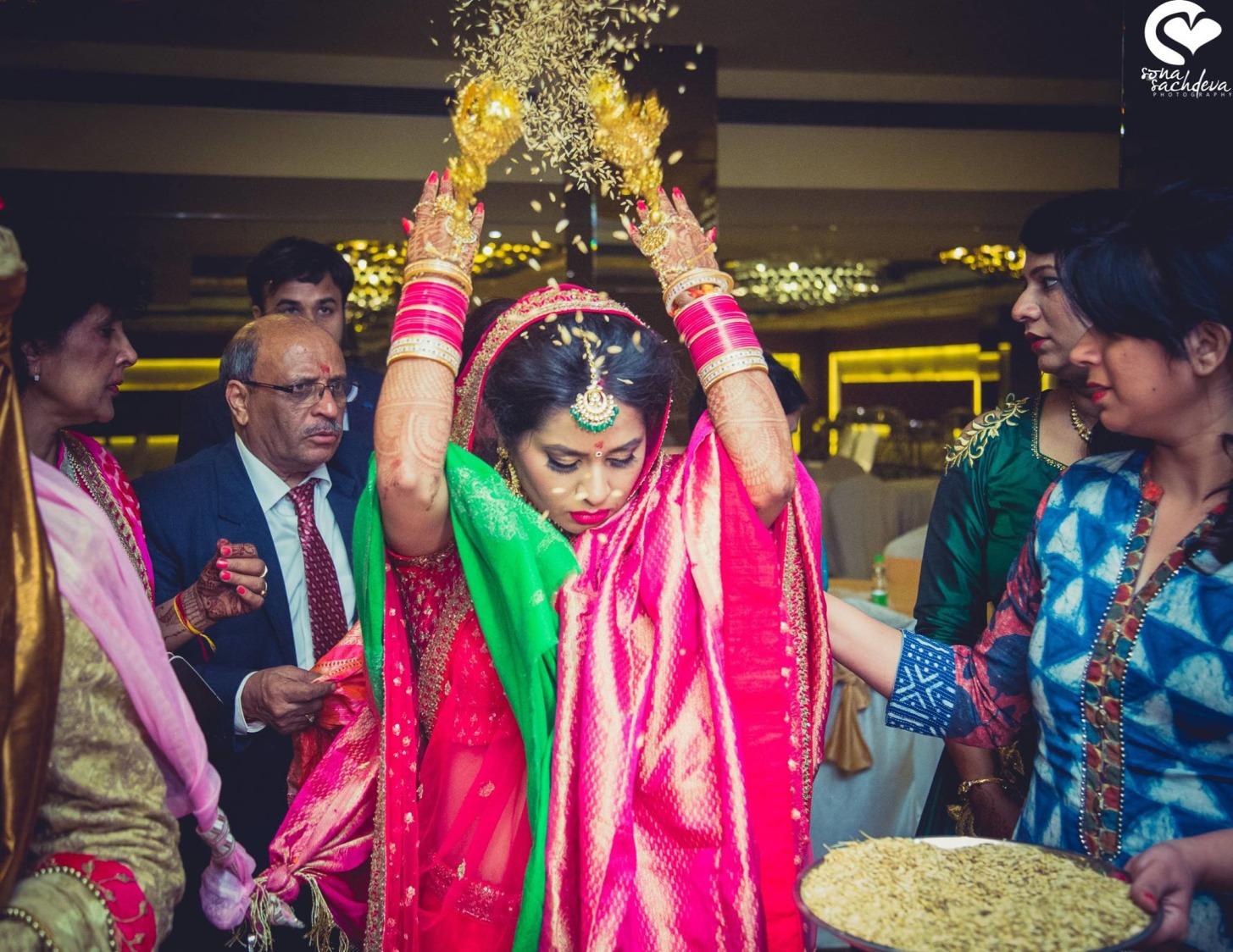 Conferring happiness by Sona Sachdeva Photography Wedding-photography | Weddings Photos & Ideas