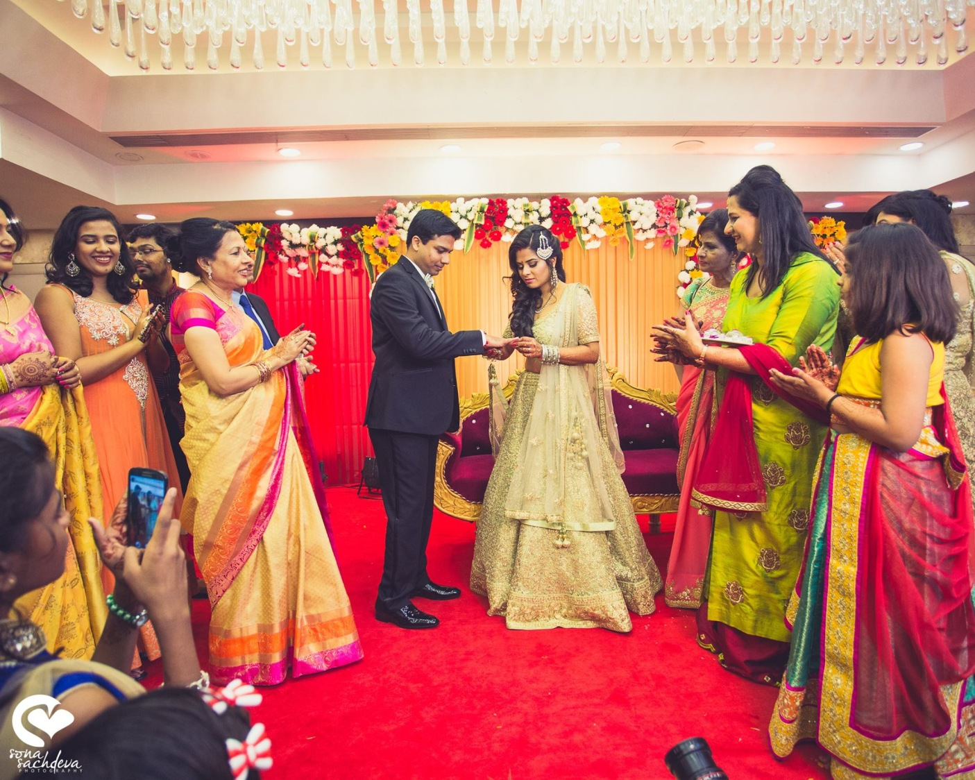 Elated moments by Sona Sachdeva Photography Wedding-photography | Weddings Photos & Ideas