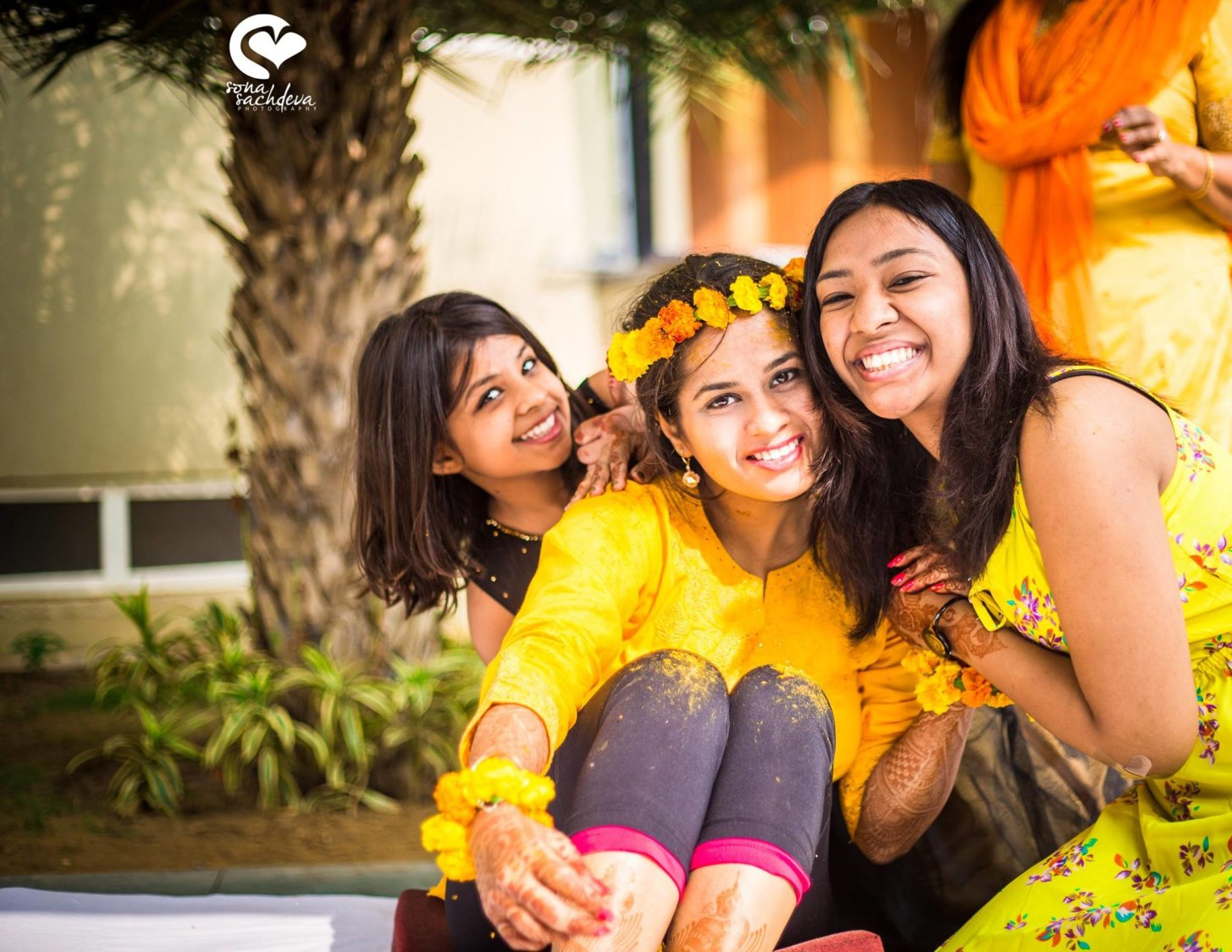 Vibrant colours of happiness by Sona Sachdeva Photography