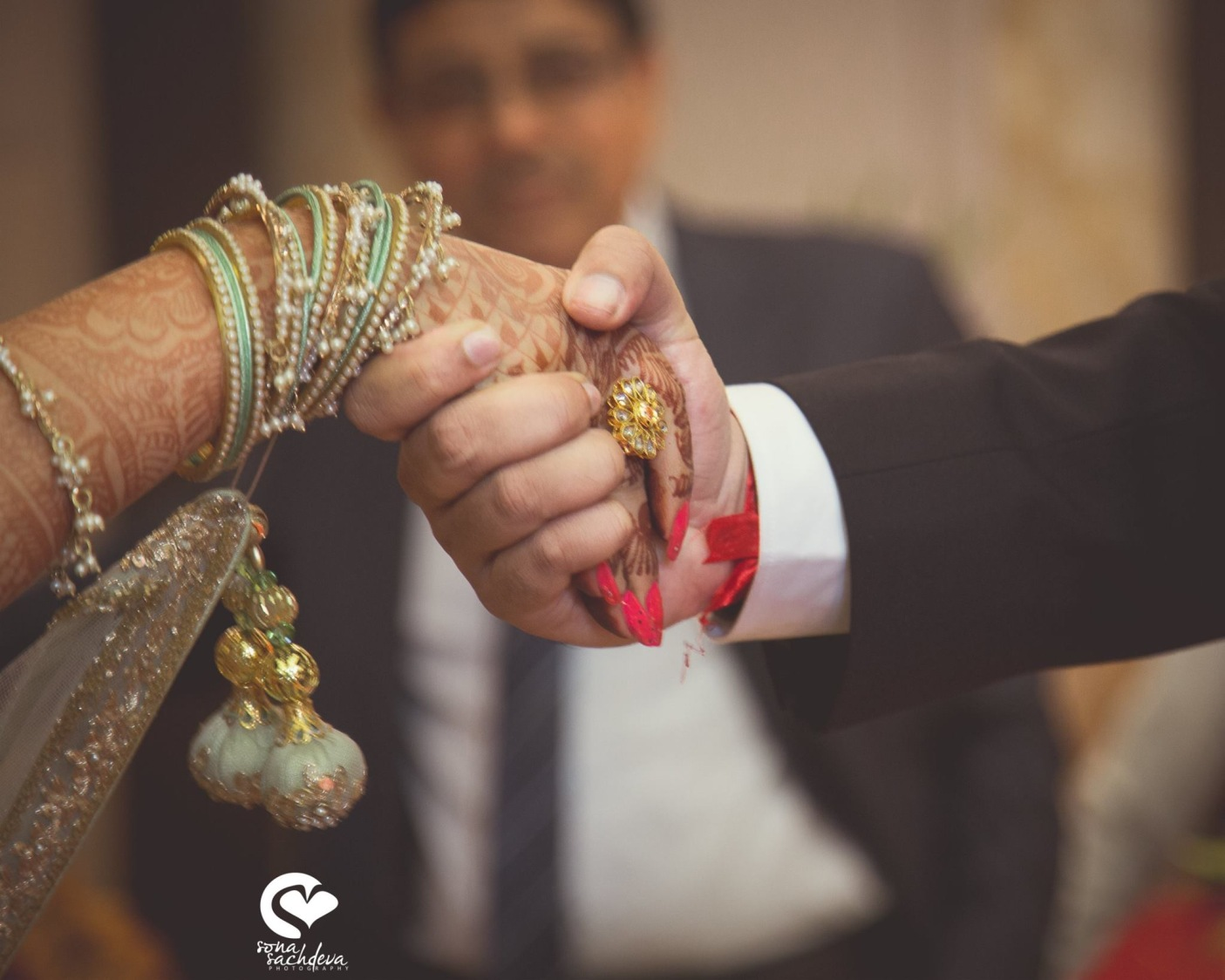 Everlasting entwine of love by Sona Sachdeva Photography Wedding-photography | Weddings Photos & Ideas
