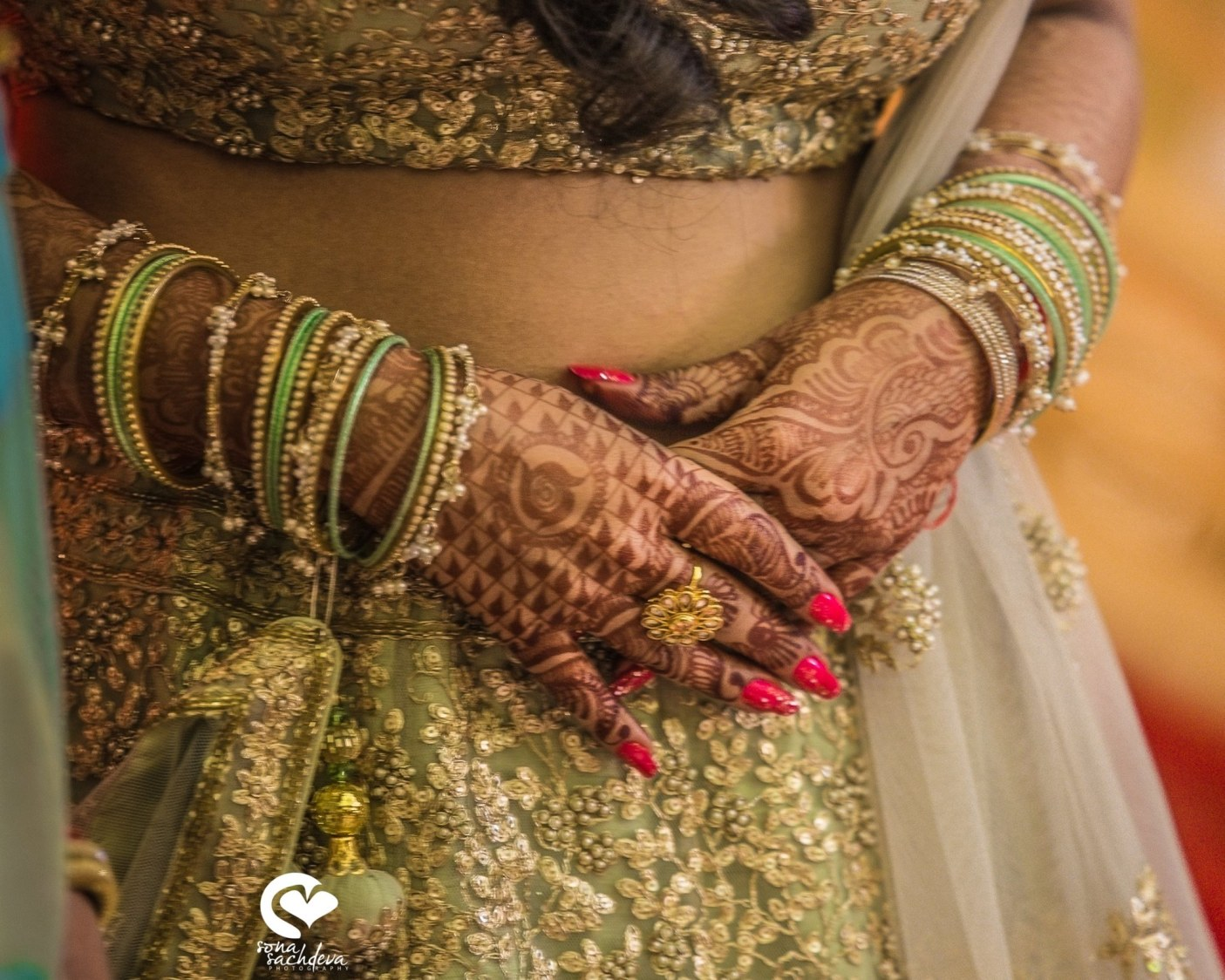 Gorgeous ornate by Sona Sachdeva Photography