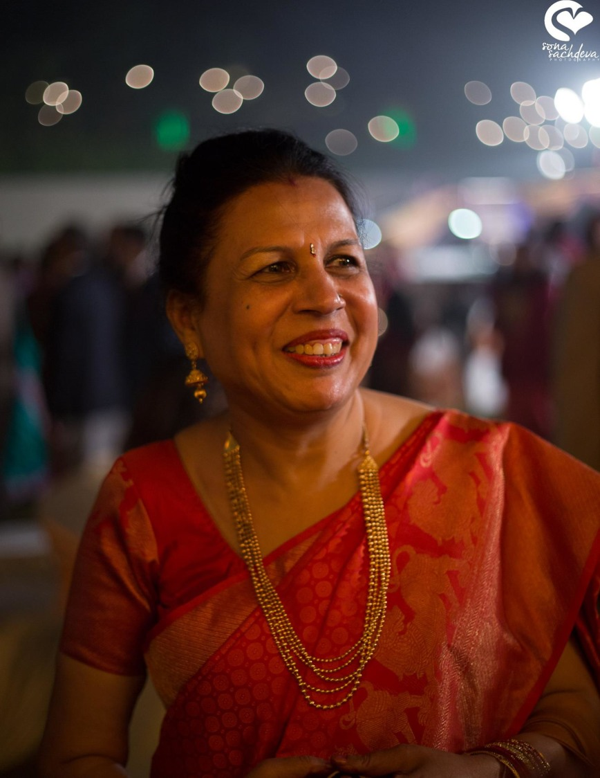 Blithe lady by Sona Sachdeva Photography