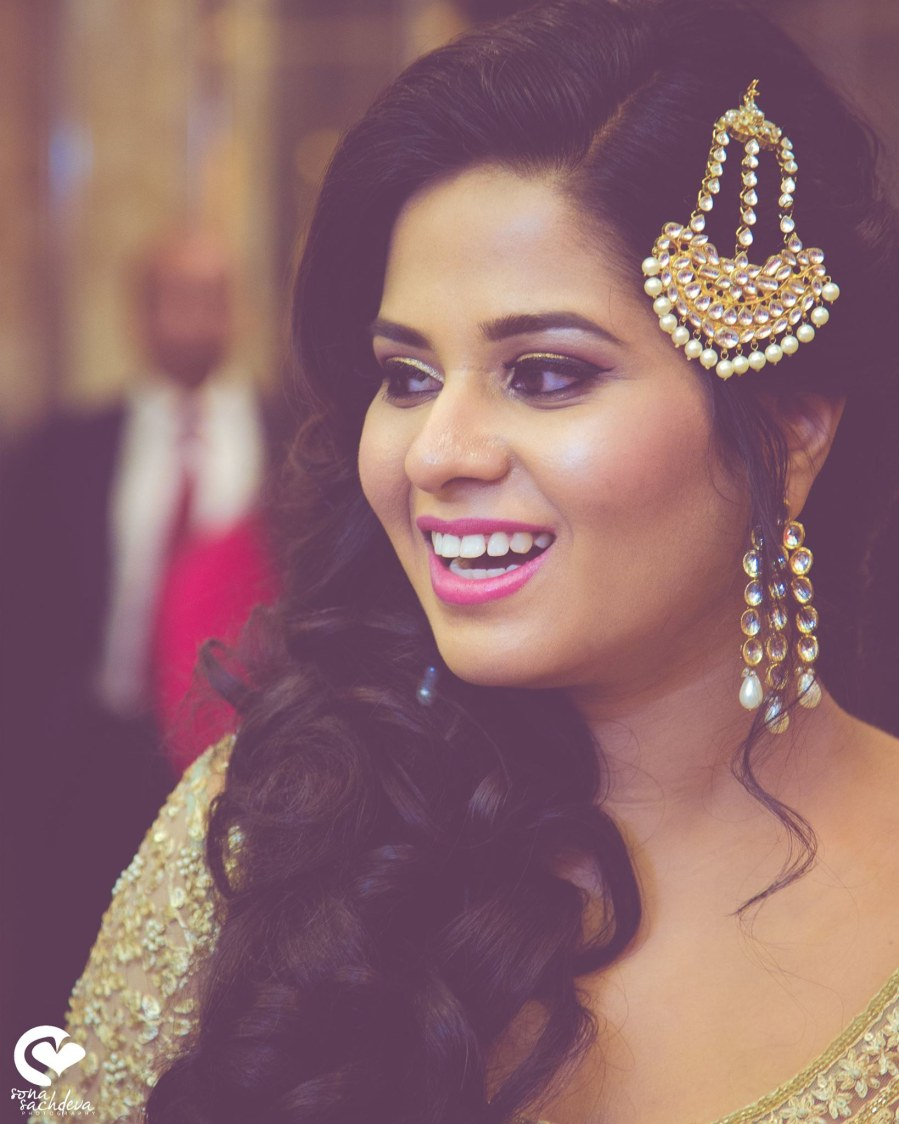 Smile is the prettiest ornate by Sona Sachdeva Photography Wedding-photography | Weddings Photos & Ideas