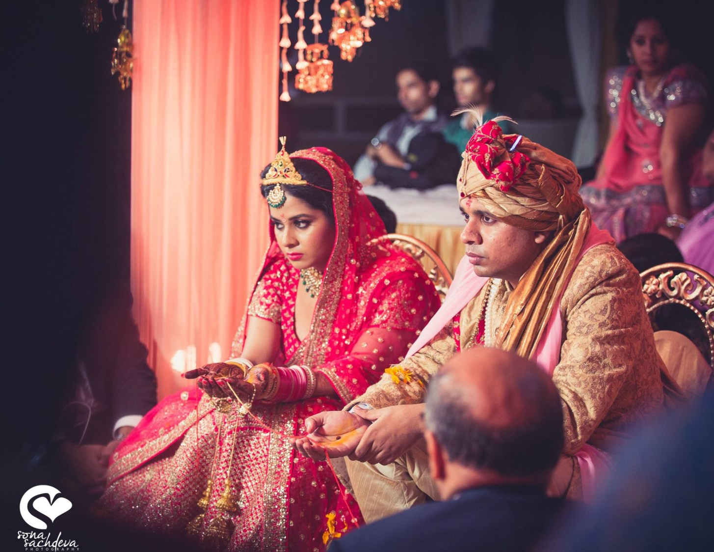 Radiant duo by Sona Sachdeva Photography Wedding-photography | Weddings Photos & Ideas