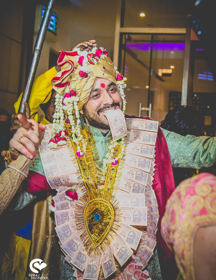 Perky groom by Sona Sachdeva Photography Wedding-photography | Weddings Photos & Ideas
