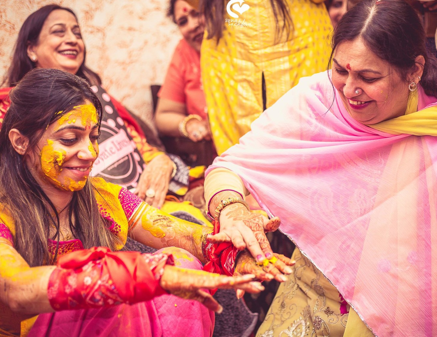 Essence of happiness and love by Sona Sachdeva Photography Wedding-photography | Weddings Photos & Ideas