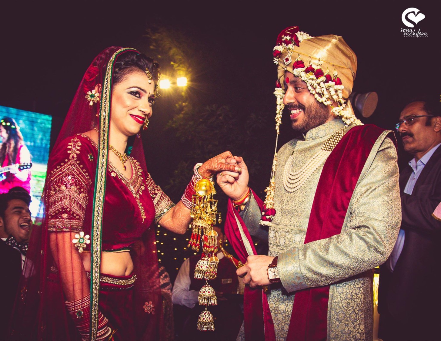 Made for each other by Sona Sachdeva Photography Wedding-photography | Weddings Photos & Ideas