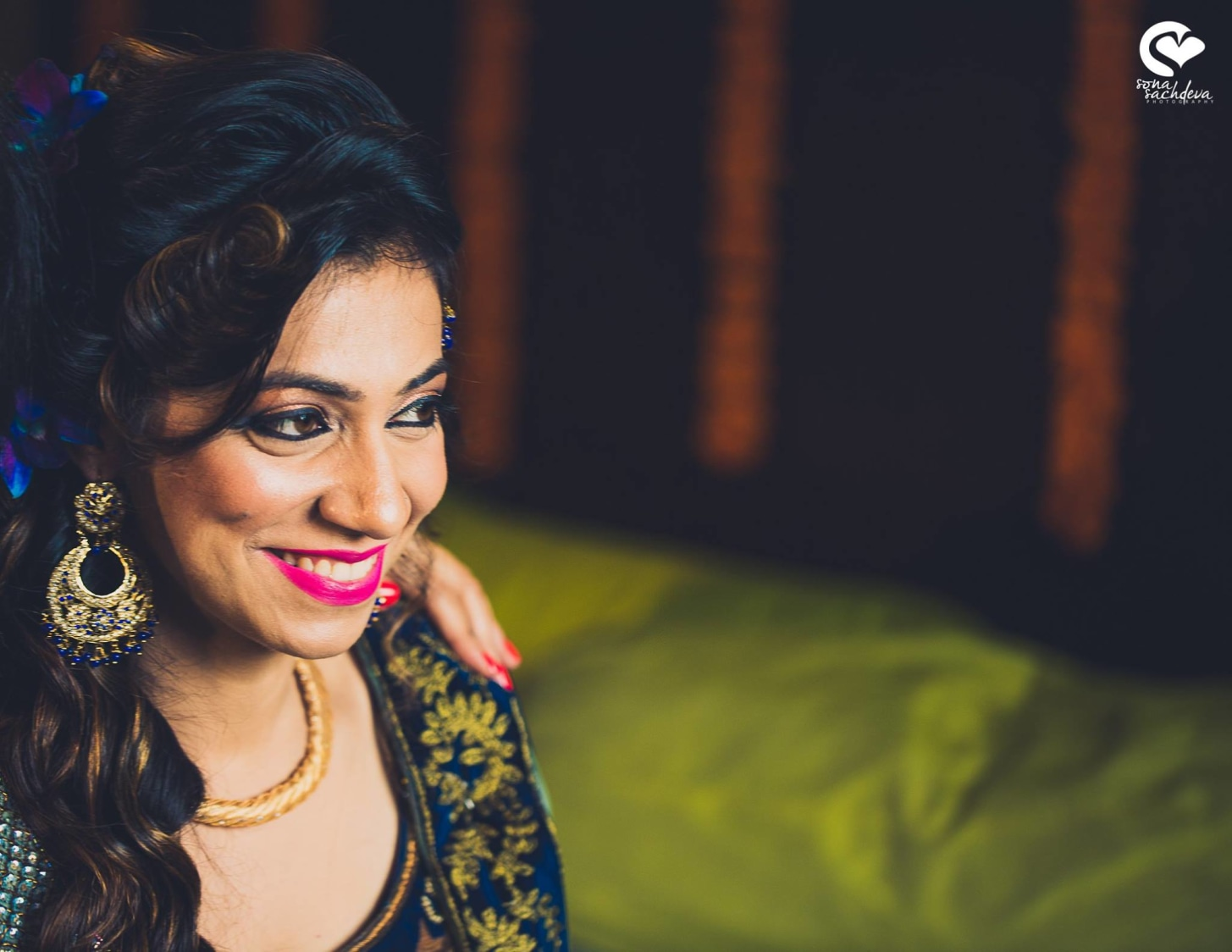 Regal bride by Sona Sachdeva Photography Wedding-photography | Weddings Photos & Ideas