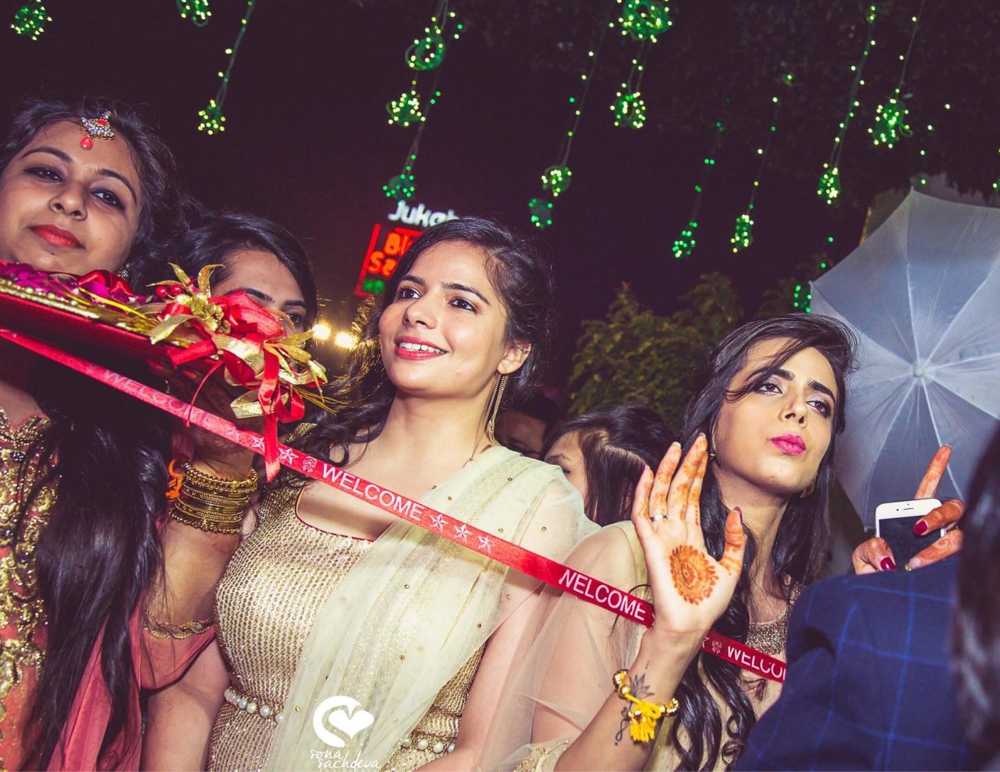 Incoming of baraat by Sona Sachdeva Photography Wedding-photography | Weddings Photos & Ideas
