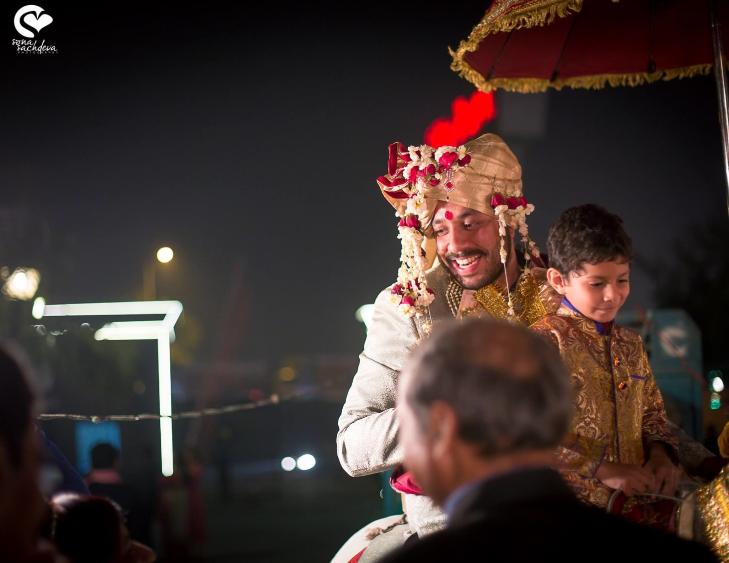Happy and graceful by Sona Sachdeva Photography Wedding-photography | Weddings Photos & Ideas