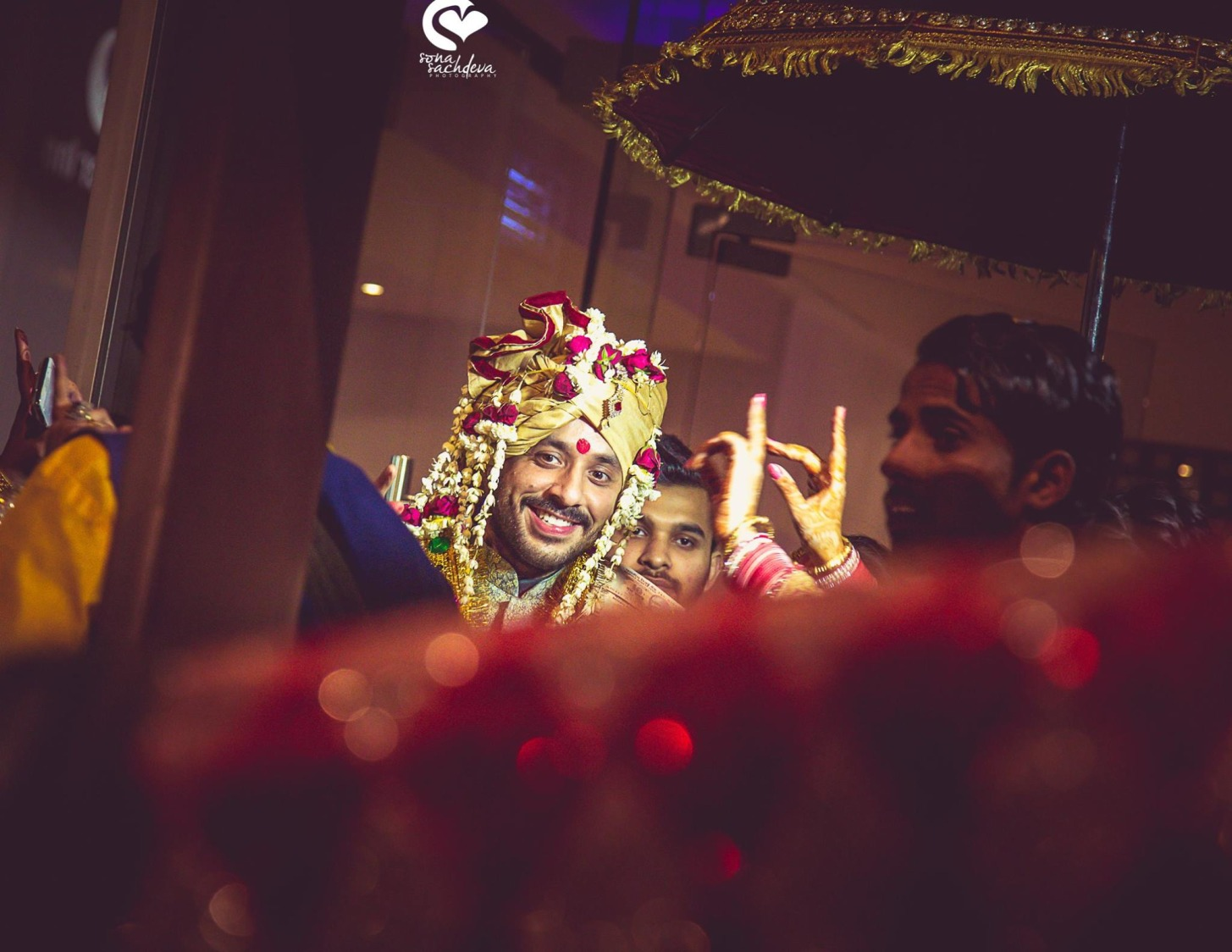 Exulted bridegroom by Sona Sachdeva Photography Wedding-photography | Weddings Photos & Ideas