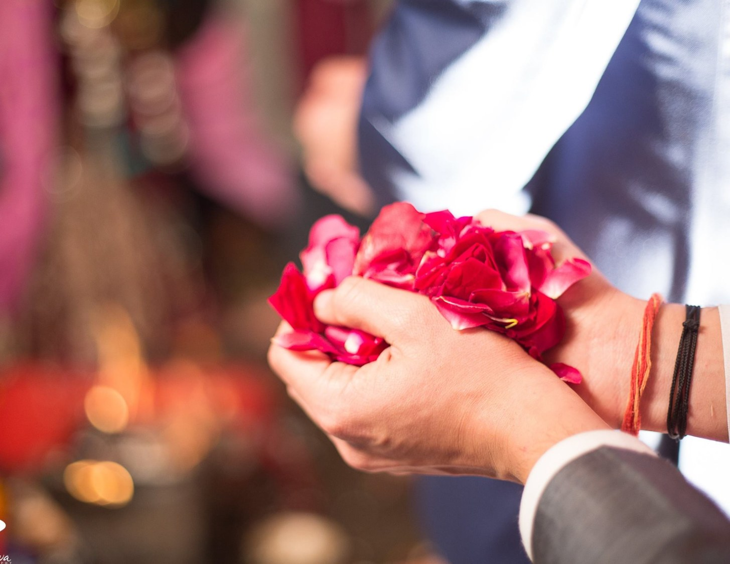 Petals of love by Sona Sachdeva Photography Wedding-photography | Weddings Photos & Ideas
