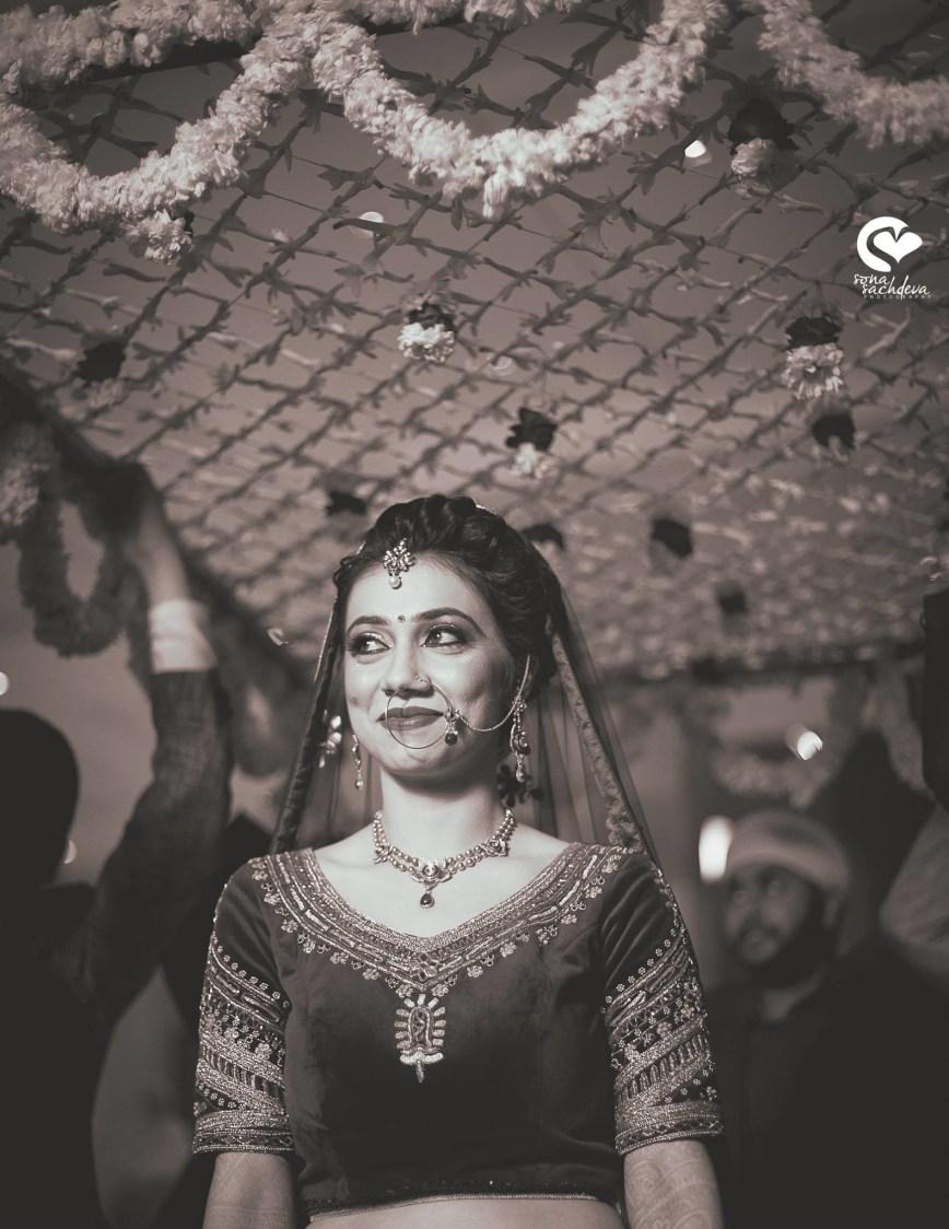 Gorgeous beam of happiness by Sona Sachdeva Photography Wedding-photography | Weddings Photos & Ideas