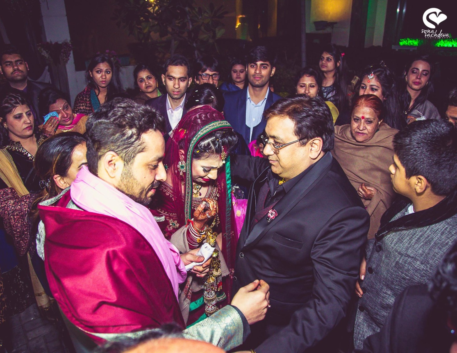 Emotional moments in the wedding by Sona Sachdeva Photography Wedding-photography   Weddings Photos & Ideas