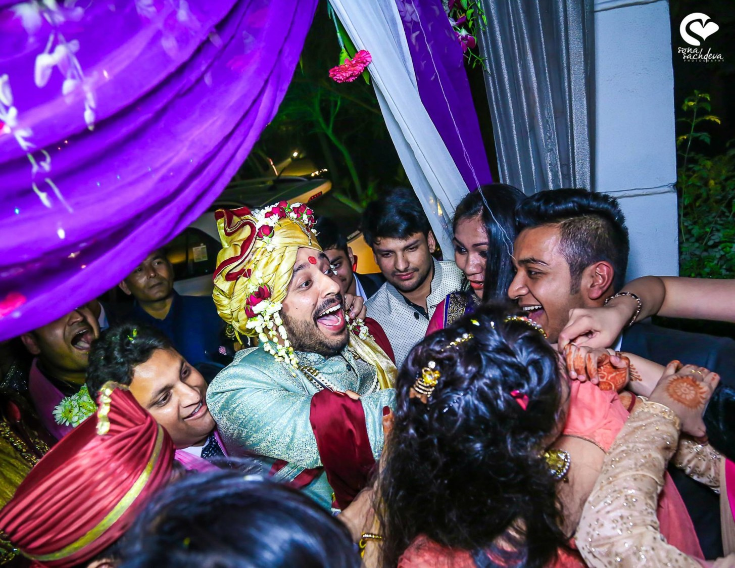 Overjoyed and perky by Sona Sachdeva Photography Wedding-photography | Weddings Photos & Ideas